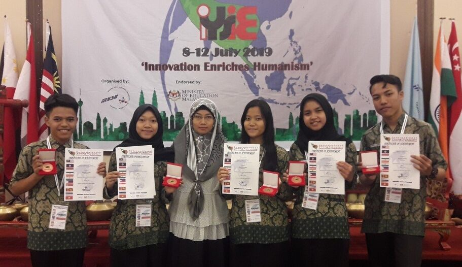 LOMBA KIR IYSIE [INTERNATIONAL YOUNG SCIENTISTS EXHIBITION] MALAYSIA